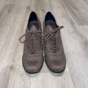 Fioni heels shoes Euc size 9